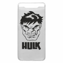 Чохол для Samsung A80 Hulk face