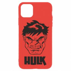 Чохол для iPhone 11 Hulk face