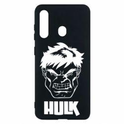 Чохол для Samsung M40 Hulk face