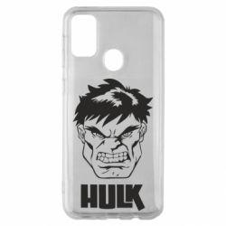 Чохол для Samsung M30s Hulk face