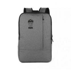 Рюкзак для ноутбука Hulk face