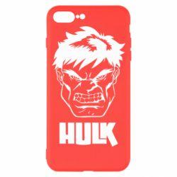 Чохол для iPhone 7 Plus Hulk face