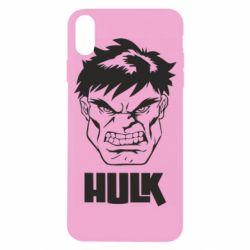 Чохол для iPhone X/Xs Hulk face