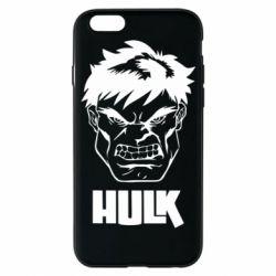 Чохол для iPhone 6/6S Hulk face
