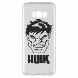 Чохол для Samsung S8+ Hulk face