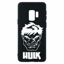 Чохол для Samsung S9 Hulk face