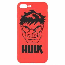 Чохол для iPhone 8 Plus Hulk face