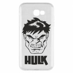 Чохол для Samsung A7 2017 Hulk face