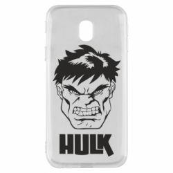 Чохол для Samsung J3 2017 Hulk face