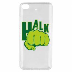 Чехол для Xiaomi Mi 5s Hulk fist