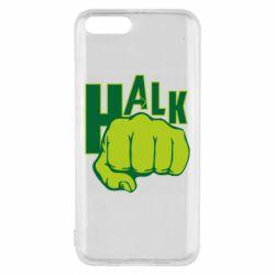 Чехол для Xiaomi Mi6 Hulk fist