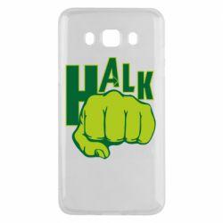 Чехол для Samsung J5 2016 Hulk fist