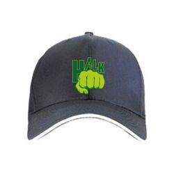 Кепка Hulk fist