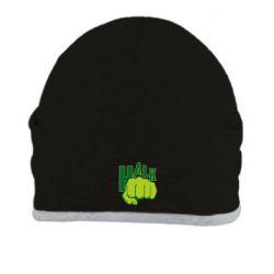 Шапка Hulk fist