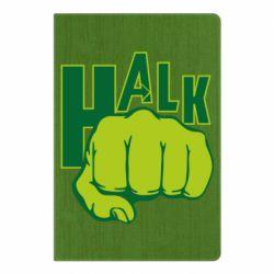 Блокнот А5 Hulk fist
