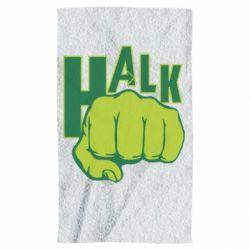 Полотенце Hulk fist