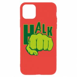 Чохол для iPhone 11 Hulk fist