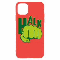 Чохол для iPhone 11 Pro Hulk fist