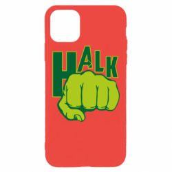 Чохол для iPhone 11 Pro Max Hulk fist