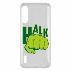 Чохол для Xiaomi Mi A3 Hulk fist