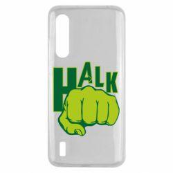 Чехол для Xiaomi Mi9 Lite Hulk fist