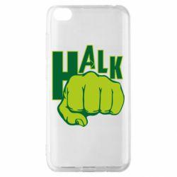 Чехол для Xiaomi Redmi Go Hulk fist
