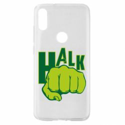 Чехол для Xiaomi Mi Play Hulk fist