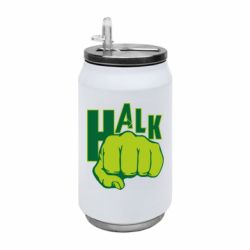 Термобанка 350ml Hulk fist