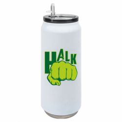Термобанка 500ml Hulk fist