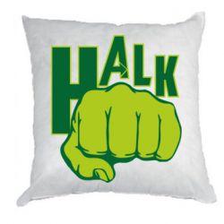 Подушка Hulk fist