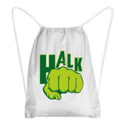 Рюкзак-мешок Hulk fist
