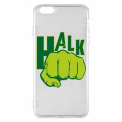 Чохол для iPhone 6 Plus/6S Plus Hulk fist