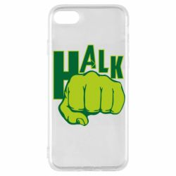 Чохол для iPhone 7 Hulk fist