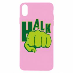 Чохол для iPhone X/Xs Hulk fist