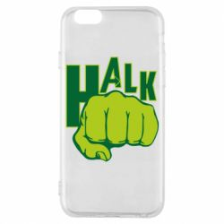 Чохол для iPhone 6/6S Hulk fist