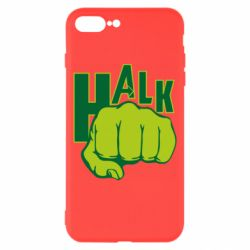 Чохол для iPhone 8 Plus Hulk fist