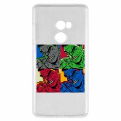 Чехол для Xiaomi Mi Mix 2 Hulk pop art