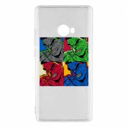 Чехол для Xiaomi Mi Note 2 Hulk pop art