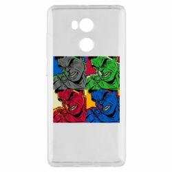 Чехол для Xiaomi Redmi 4 Pro/Prime Hulk pop art