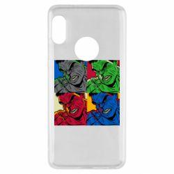 Чехол для Xiaomi Redmi Note 5 Hulk pop art