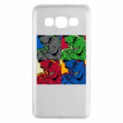 Чехол для Samsung A3 2015 Hulk pop art