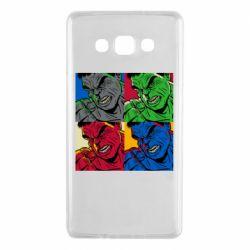Чехол для Samsung A7 2015 Hulk pop art