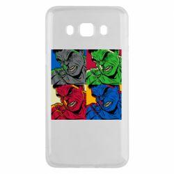 Чехол для Samsung J5 2016 Hulk pop art