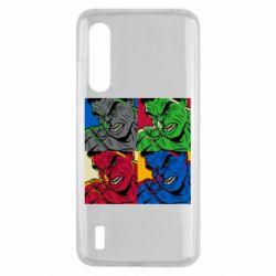 Чехол для Xiaomi Mi9 Lite Hulk pop art