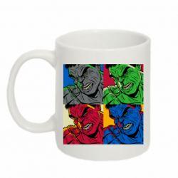 Кружка 320ml Hulk pop art