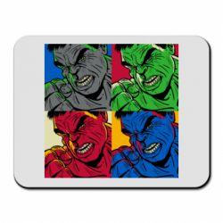 Коврик для мыши Hulk pop art