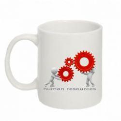 Купить Кружка 320ml Human resources work, FatLine