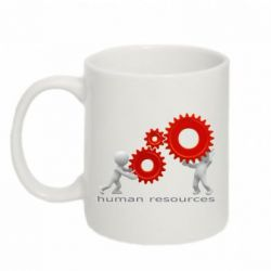 Кружка 320ml Human resources work