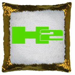 Подушка-хамелеон Hummer H2