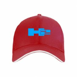 кепка Hummer H2 - FatLine